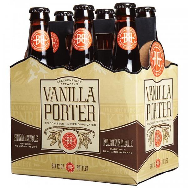 Beckenridge Vanilla Porter Case 355 ml / 4.7 % USA