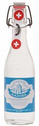 GAZOSA Fiorenzana AL LIMONE Bügelflasche Kiste 20 x 350 ml Schweiz