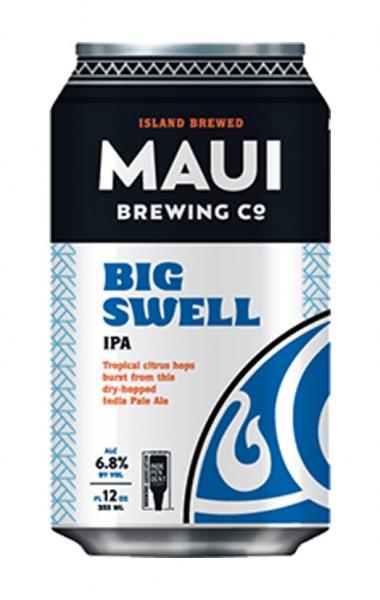 Maui Brewing BIG SWELL IPA 355 ml / 6.8 % Hawaii