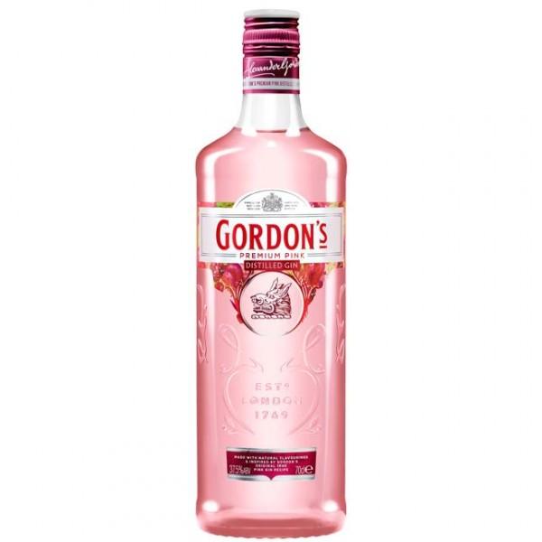 Gordon's Premium PINK Distilled Gin 70 cl / 37.5 % UK