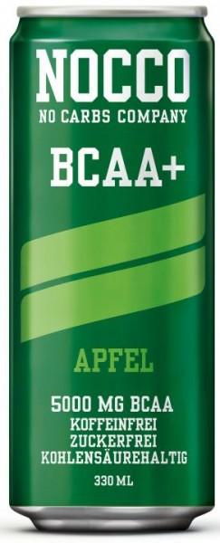 NOCCO BCAA Apfel + Koffeinfrei 330 ml Schweden
