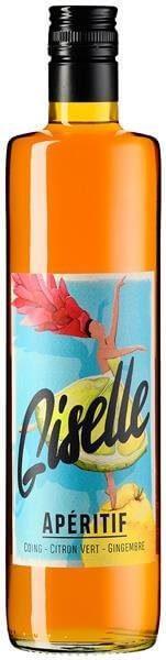 GISELLE Apéritif - Belle Giselle 70 cl / 16 % Schweiz