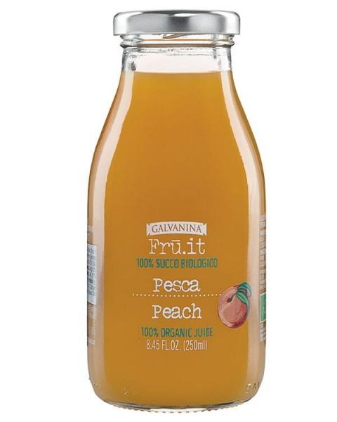 GALVANINA BIO Fruchsaft PFIRSICH 250 ml Italien