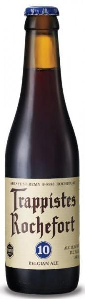 Rochefort 10 Trappistenbier 330 ml / 11.3 % Belgien