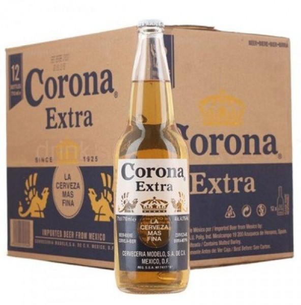 Corona Extra Grande Case 12 x 710 ml / 5 % Mexiko