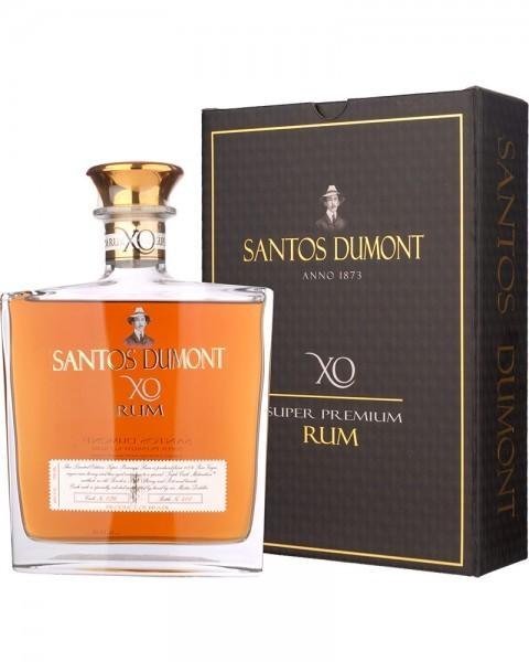 Santos Dumont XO Rum 70 cl / 40 % Brasilien