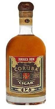 CORUBA CIGAR Rum 12 years 70 cl / 40 % Jamaica