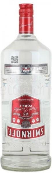 SMIRNOFF Vodka Doppelmagnum 3 Liter / 37.5 % Russland