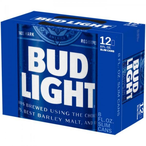 Bud Light Dose Case 24 x 355 ml / 4.2 % USA