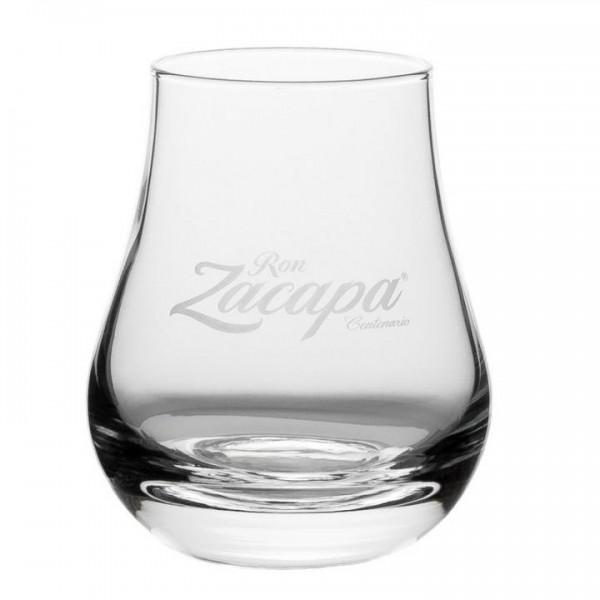 ZACAPA Ron Centenario Glas Konisch ca 150 ml Inhalt