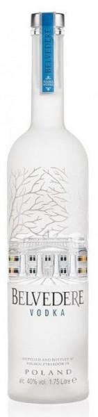 Belvedere Premium Vodka Magnumflasche 1.75 Liter / 40 % Polen