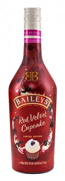 BAILEYS RED VELVELT CUPCAKE Limited Edition 70 cl / 17 % Irland