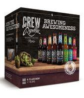 CREW Republic GESCHENKSET mit 8 Bieren a 330 ml Deutschland