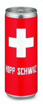 HOPP SCHWIIZ Energy Drink 250 ml
