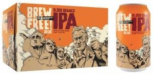 21st Amendement BREW FREE or Die IPA Dose Case 24 x 355 ml / 7 % USA