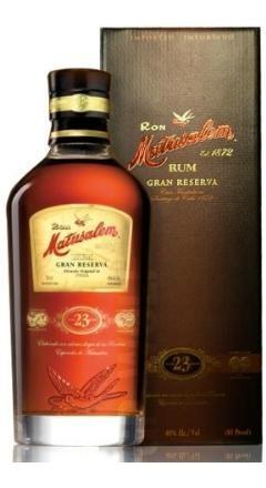 MATUSALEM Gran Reserva 23 Solera Rum 70 cl / 40 %