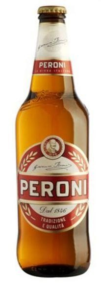 Peroni Red Premium Lager BIG 660 ml / 4.7 % Italien