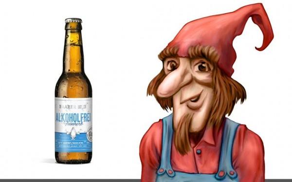 Baarer Bier ALKOHOLFREI 330 ml Schweiz