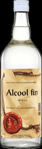 Alcool fin TRINKSPIRITUS 70 cl / 96 % Schweiz