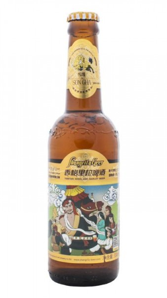 Shangri - La SON GHA Tibetian Lager 24 x 330 ml / 5.2 % Tibet