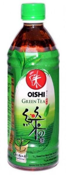Oishi Grüntee Original 500 ml PET Thailand