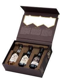 TEELING Whiskey TRINITY PACK mit 3 MINATUREN 3 x 5 cl / 46 % Irland