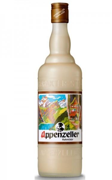 Appenzeller Rahmlikör 70 cl / 18 % Schweiz