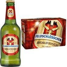 Feldschlösschen BRAUFRISCH Bier 330 ml / 5 % Schweiz