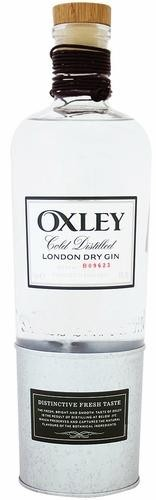 OXLEY Cold Distilled London Dry Gin 70 cl / 47 % UK