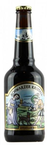 Appenzeller Schwarzer Kristall 20 x 330 ml / 6.3 % Schweiz