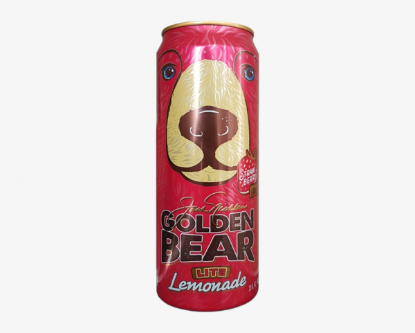 Arizona STRAWBERRY Golden Bear Lemonade 680 ml USA
