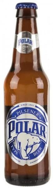 POLAR Pilsener 355 ml / 5 % Venezuela