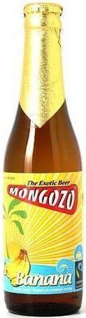 Mongozo African Banana Bier 24 x 330 ml / 4.8 % Belgien