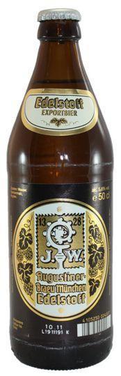 Augustiner EDELSTOFF Exportbier 20 x 500 ml / 5.2 % Deutschland