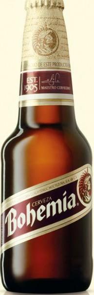 Bohemia Imported Bier 24 x 355 ml / 4.8 % Mexiko