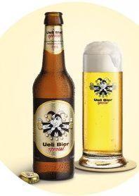 Ueli Bier Spezial Hell 24 x 330 ml / 5 % Schweiz