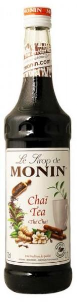 MONIN Premium Chai Tea Sirup 70 cl Frankreich