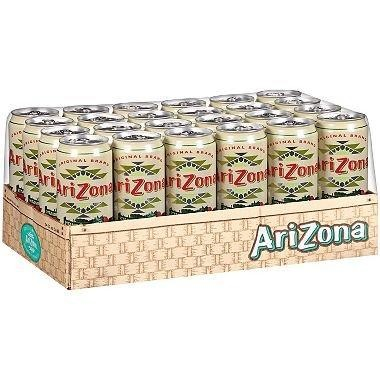 Arizona Kiwi-Strawberry Kiste 24 x 680 ml USA