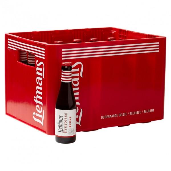 Liefmans FRUITESSE Fruchtbier Kiste 24 x 250 ml / 3.8 % Belgien