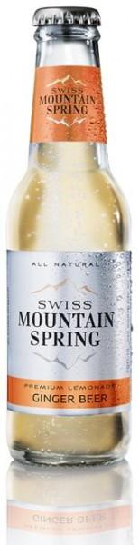Swiss Mountain GINGER BEER 200 ml Schweiz