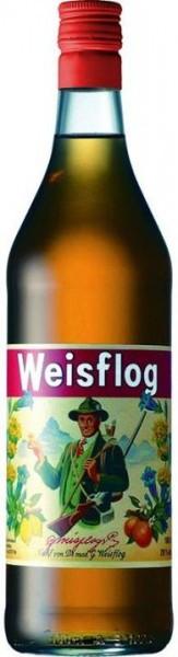 WEISFLOG Bitter Likör 100 cl / 20 % Schweiz