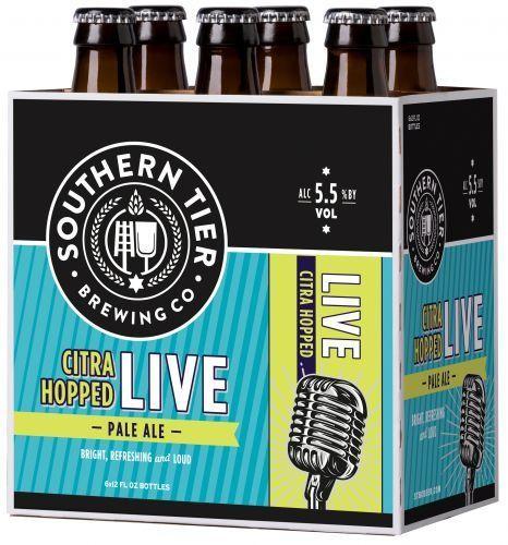 SOUTHERN TIER Live Pale Ale Case 24 x 355 ml / 5.5 % USA