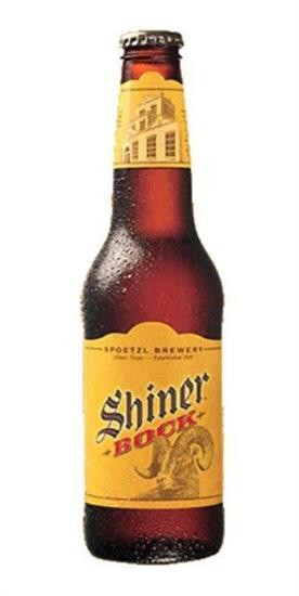 Shiner BOCK Bier 355 ml / 4.4 % USA
