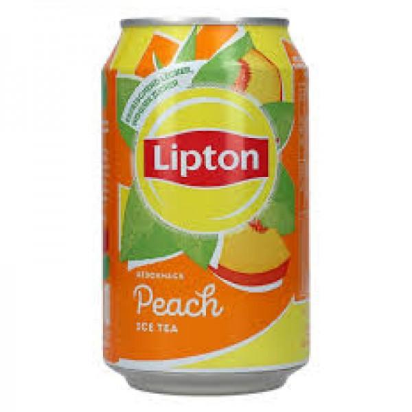 LIPTON Ice Tea PEACH Dose 330 ml Italien