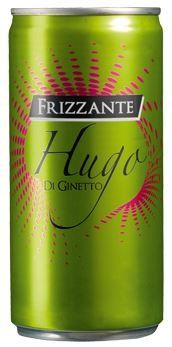 Frizzante Hugo di Ginetto 200 ml / 5.6 % Österreich