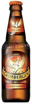 GRIMBERGEN Double Ambrée Bier 330 ml / 6.5 % Belgien