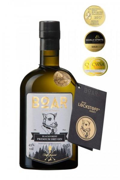 BOAR Blackforest Trüffel Premium Gin 50 cl / 43 % Deutschland