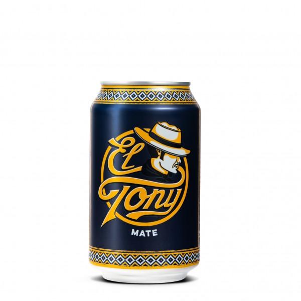 EL TONY Mate Limonade Classic 330 ml Österreich