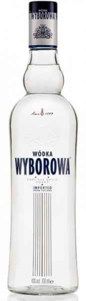 WYBOROWA Wodka 70 cl / 40 % Polen
