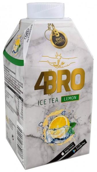 4Bro Ice Tea LEMON 500 ml Deutschland